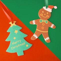 云木良品 - 圣诞主题车子空气清新剂
