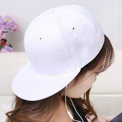 卿本佳人 - 純色棒球帽