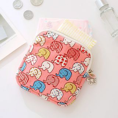 Lazy Corner - Printed Pouch