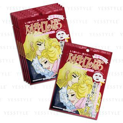 Creer Beaute - The Rose of Versailles Antoinette Face Mask Set