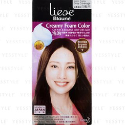 Kao - Liese Blaune Creamy Foam Color (Bronze Brown)