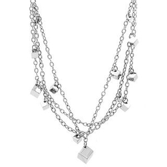 Kamsmak - Cube around necklace