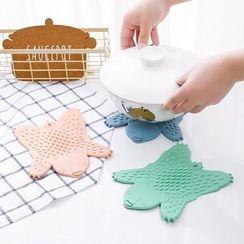 Home Simply - Bear Heat Resistant Mat