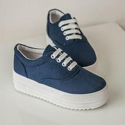Pixie Pair - Platform Sneakers