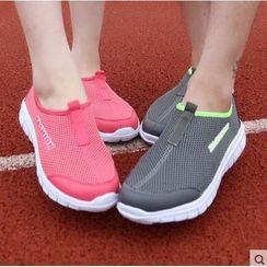Easy Steps - 网纱轻便休閒鞋