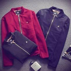 RIVOLO - Panel Zip Jacket