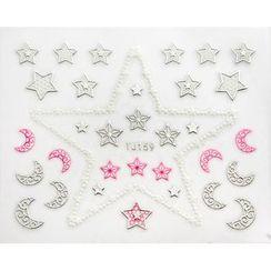 Maychao - Nail Sticker (TJ159)