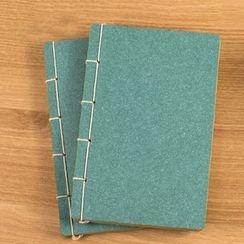 Porcelina - Plain Notebook (S)