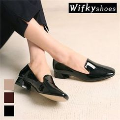 Wifky - Patent Loafers