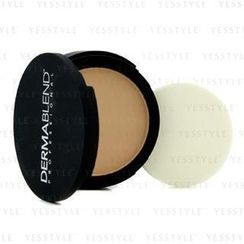 Dermablend - Intense Powder Camo Compact Foundation (Medium Buildable to High Coverage) - # Sand