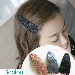 Linzy - Glittered Hair Clip