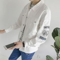 NINETTE - 貼布繡夾克