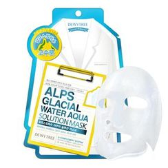 DEWYTREE - Glacial Water Aqua Solution Mask 10pcs