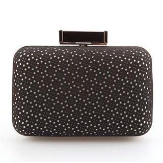 Ethel - Perforated Clutch