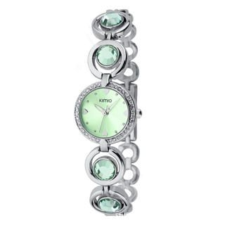Miss Girl - Rhinestone Bracelet Watch
