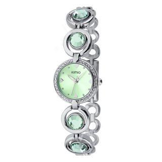 Miss Girl - Rhinestone Bracelet Watch