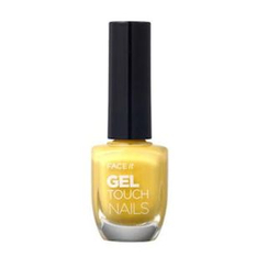The Face Shop - Face It Jell Touch Nails (#YL701 Sunny Yellow)