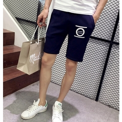 Fisen - Printed Neoprene Shorts