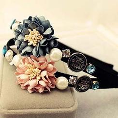 Suu - Flower Hair Band