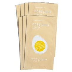 Tony Moly 魔法森林家園 - Egg Pore Nose Pack (7pcs)