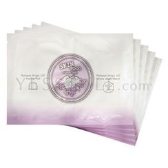 Skinfood - Platinum Grape Cell Peeling Pad + White Mask Sheet