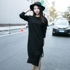 Romantica - Knit Shift Dress