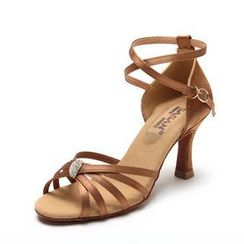 Danceon - Cross-Strap Dance Heels