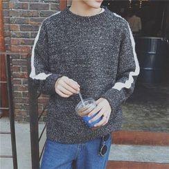 子俊 - 混色毛衣