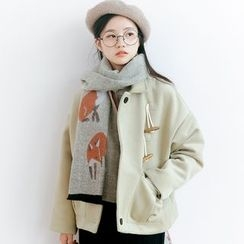 Forest Girl - Toggle Jacket