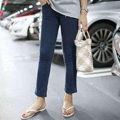 STYLEBYYAM - Straight-Cut Jeans