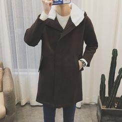 Arthur Look - Hooded Zip Coat