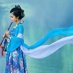 Komomo - Traditional Chinese Costume