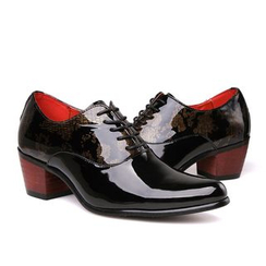NOVO - Block Heel Oxfords