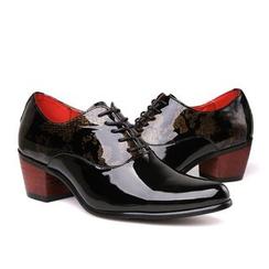 NOVO - 粗跟牛津鞋