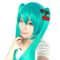 Ghost Cos Wigs - Cosplay Wig - Vocaloid Miku Hatsune