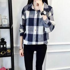 Neeya - 格子衬衣