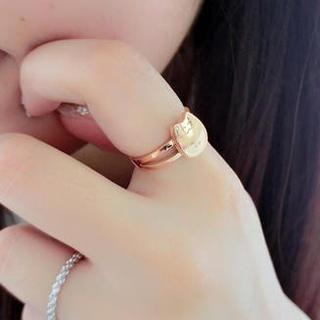 Gossip Girl - FortuneCat Ring