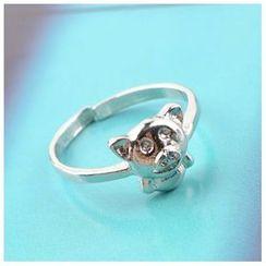 潮野 - 小猪指环