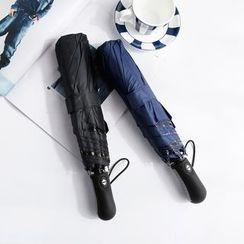 Corazon - Plain Automatic Compact Umbrella