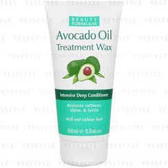 Beauty Formulas - Avocado Oil Treatment Wax (Tude)