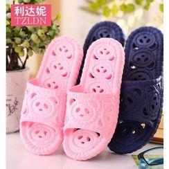 利達妮 - 熊貓情侶款拖鞋