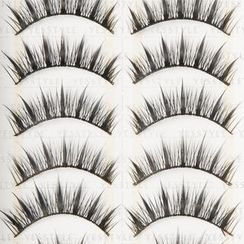 Eye's Chic - Professional Eyelashes #837 (10 pairs)