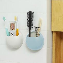 LOML - 吸盤牙刷架