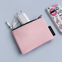 Full House - PU Cosmetic Bag  / Cable Tidy (S)