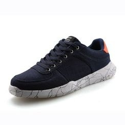 EnllerviiD - Canvas Athlete Sneakers