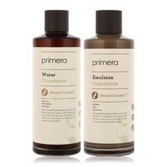 primera - Organience Set of 2 : Water 180ml + Emulsion 150ml