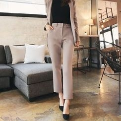 DABAGIRL - Tapered Dress Pants