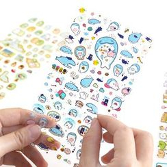 Cute Essentials - Cartoon Stickers