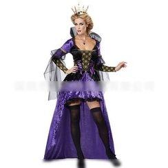 Hankikiss - 女王派对服装