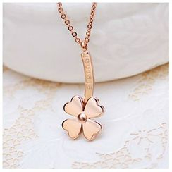 Claudette - Clover Necklace